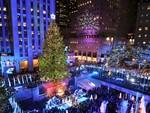 Нью-йоркская новогодняя елка