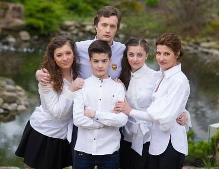 дети порошенко в инстаграм